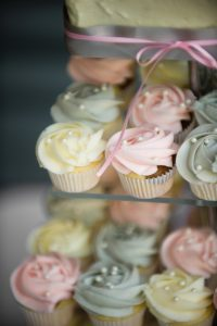 Cakes at a naming day ceremony