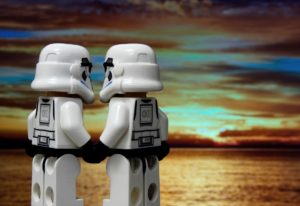 Star Wars weddinng. Do they need wedding planning tips?